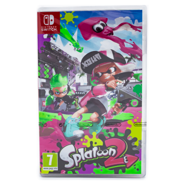 Splatoon 2 - Standard Edition Para Nintendo Switch