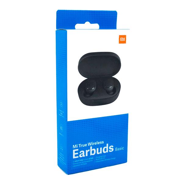 Audífonos inalámbricos Xiaomi Redmi AirDots negro