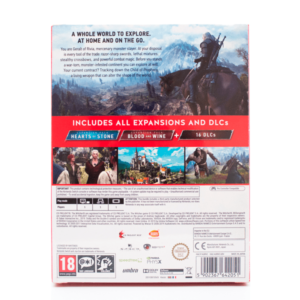 The Witcher 3: Wild Hunt - Nintendo Switch - Standard Edition