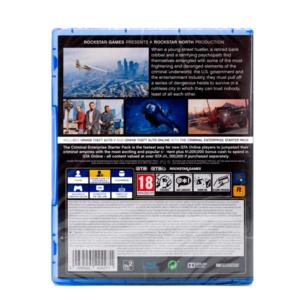 GTA V Premium Edition - Complete Edition - PlayStation 4